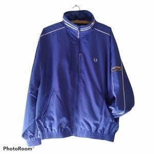 fred perry windbreaker jacket